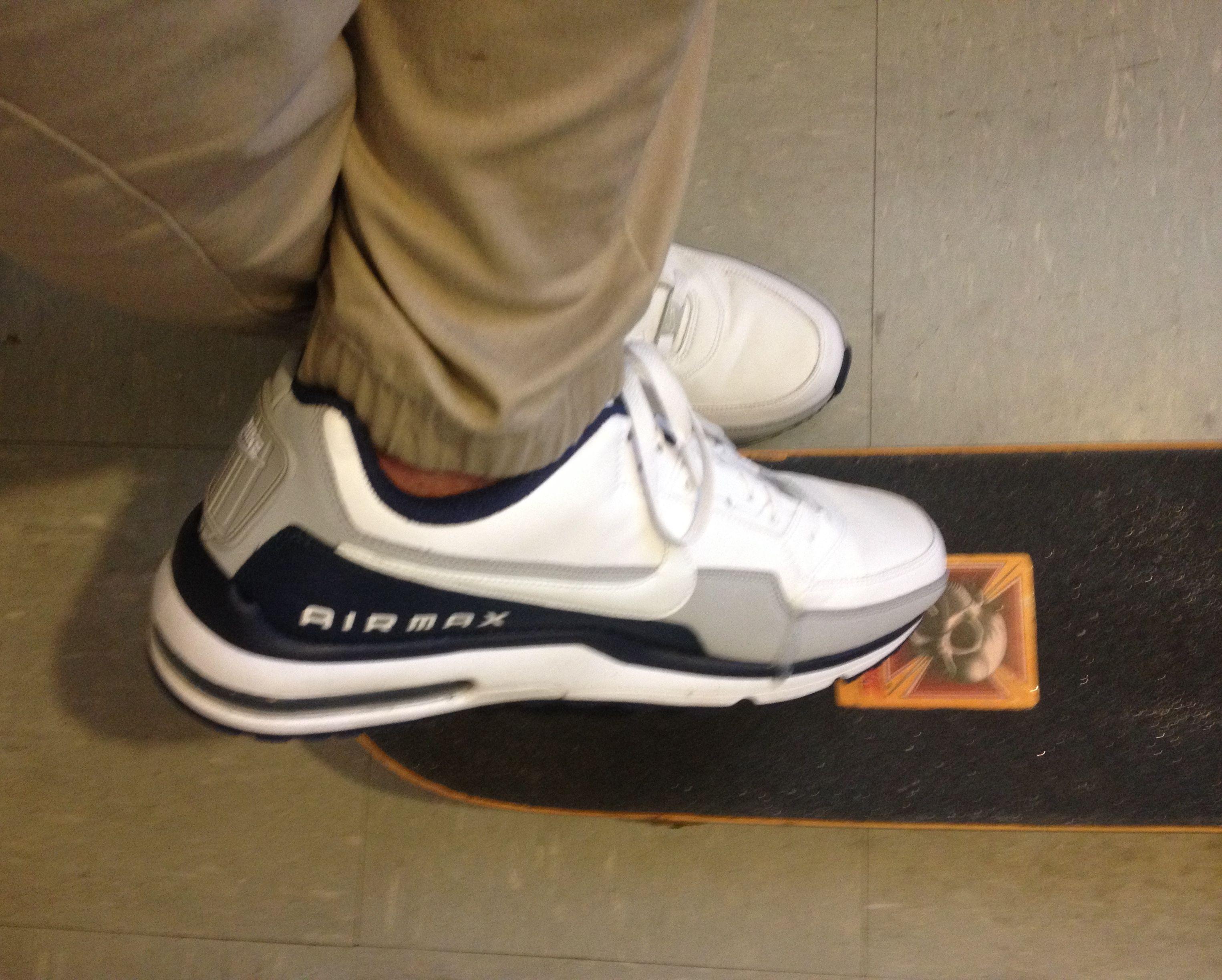 45ea4f21a3d My new Nikes Air Max Ltd 3 - aww kicks! Look sick! There size 18s ...