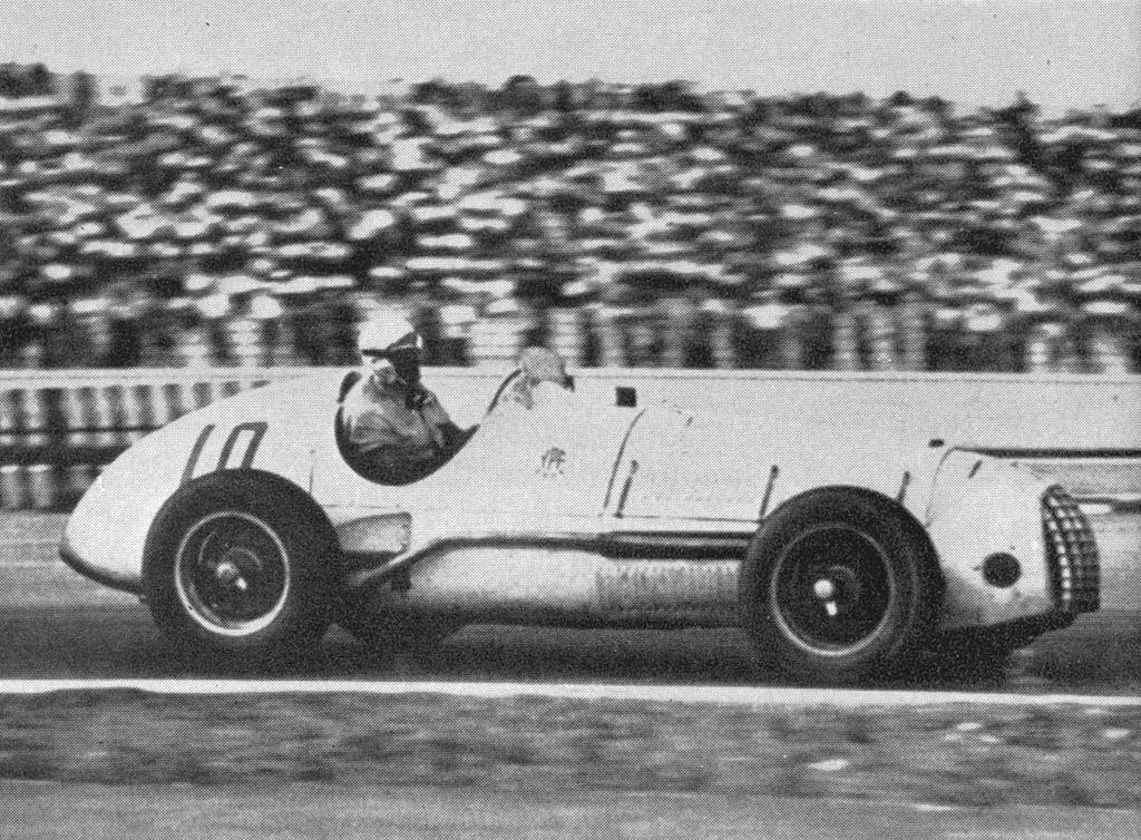 1952 Carlos Menditegui Ferrari 125 Classic Racing Cars Classic Racing Ferrari