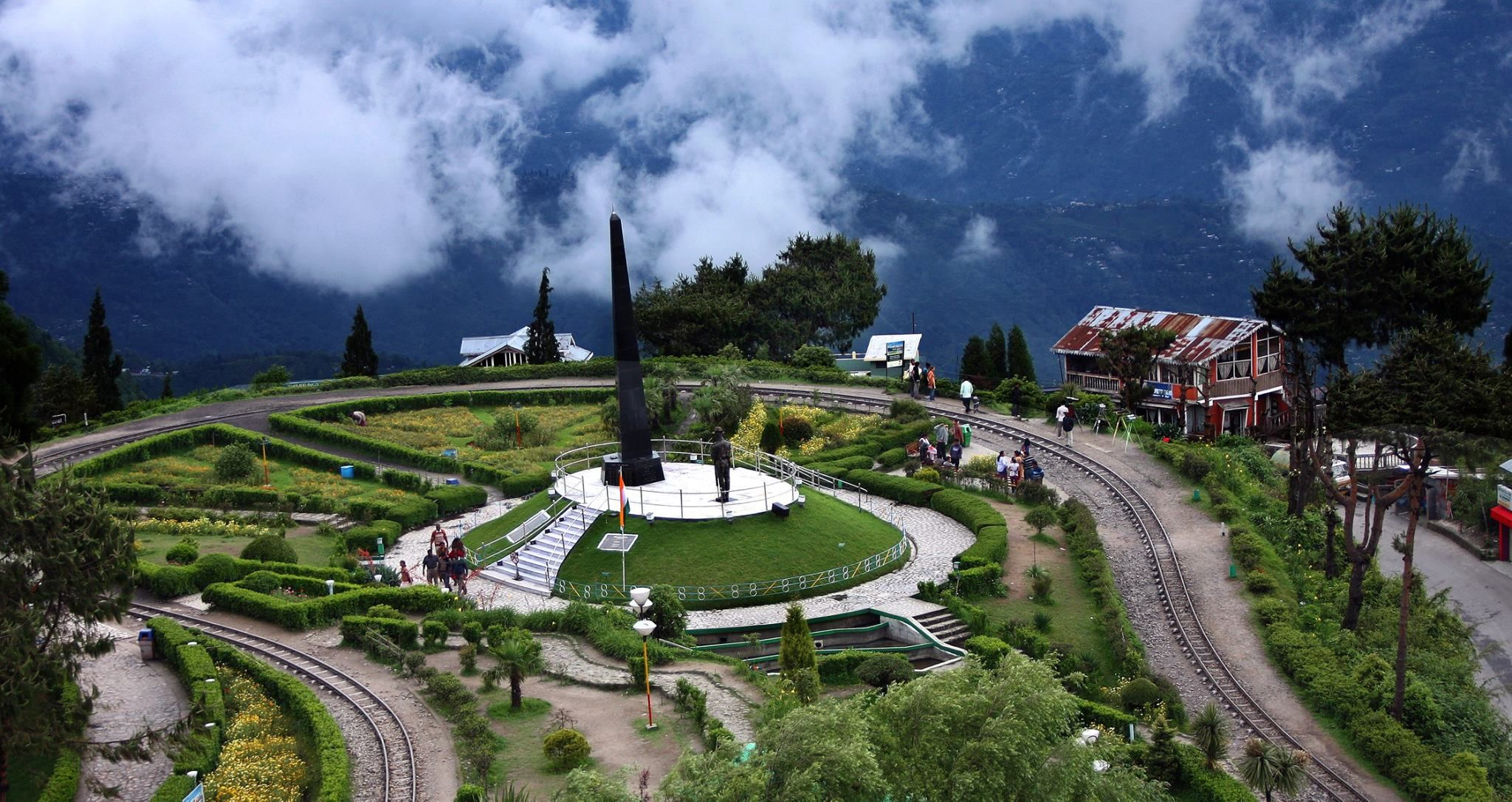 Image result for Darjeeling romantic places