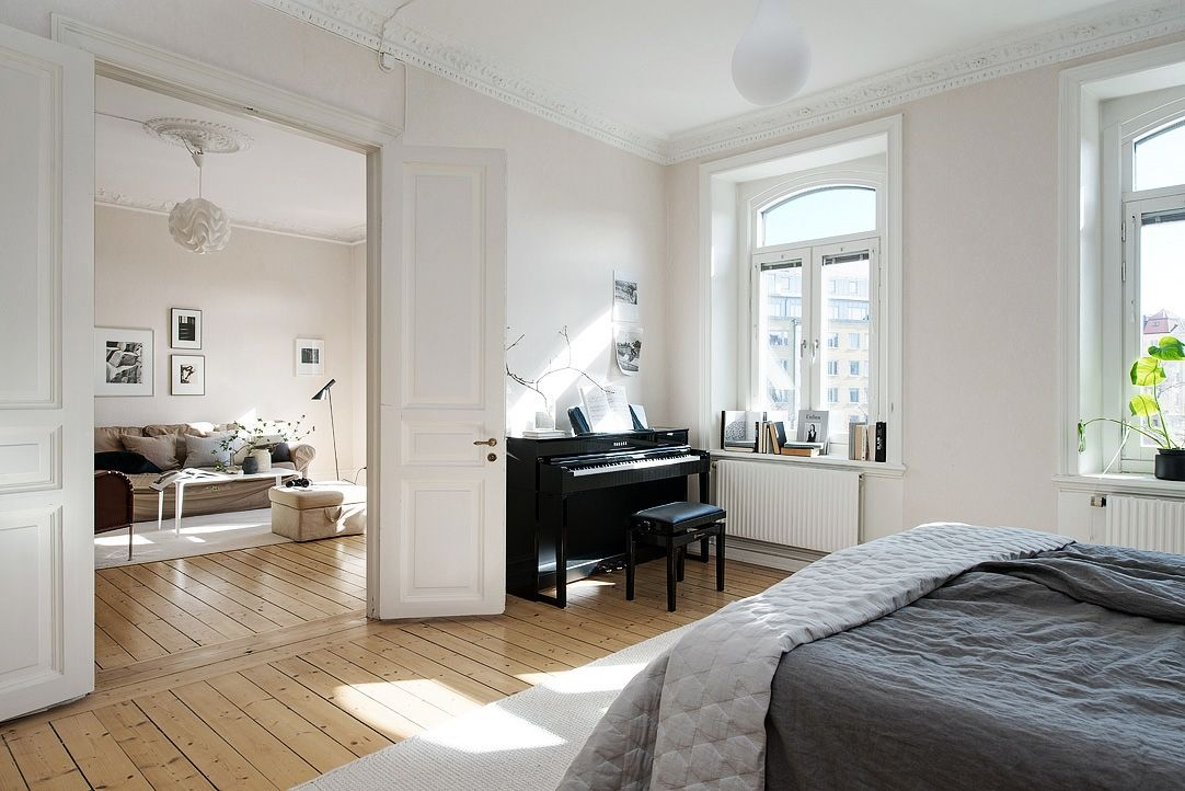 so much light piano in the bedroom - Cork Bedroom 2015
