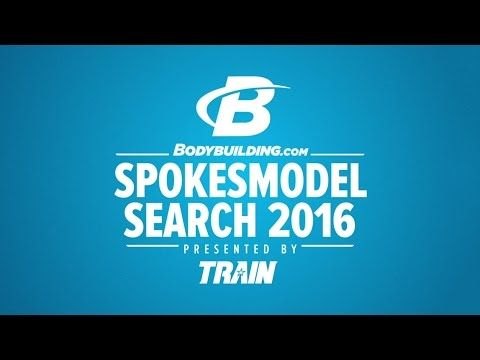 Spokesmodel Search 2016, presented by