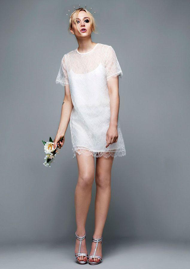Vestido de novia de Richard Nicoll para Topshop