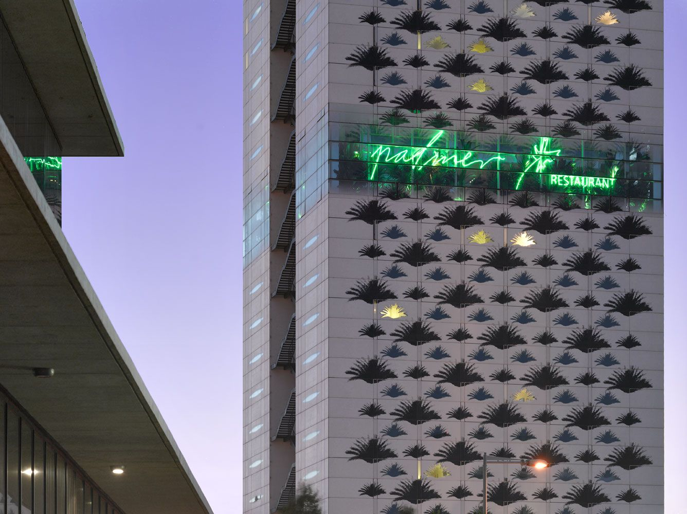 Barcelona  Marriot Renaissance Fira Hotel by Jean Nouvel + Ribas & Ribas
