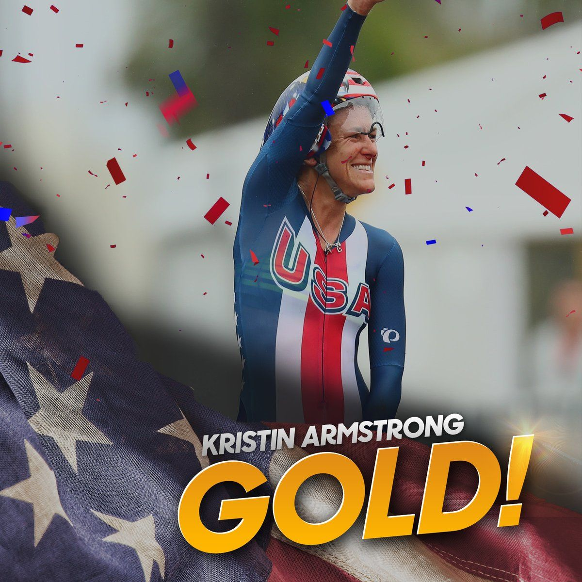 NBC Olympics NBCOlympics Aug 10 .k_armstrong wins gold