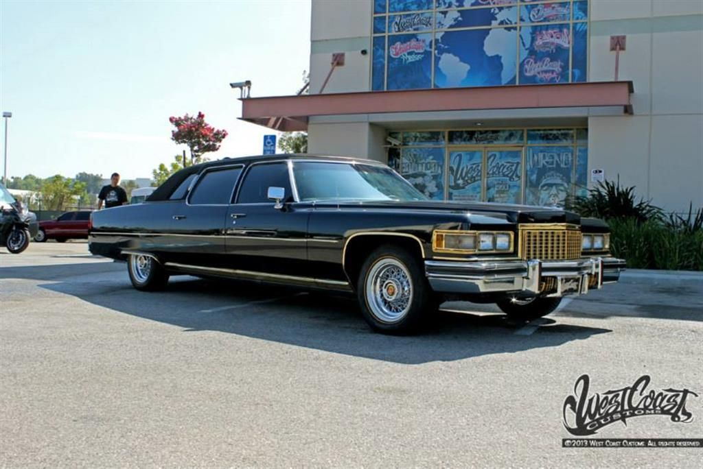 kid rocks 1975 cadillac by west coast customs in corona ca click to view more