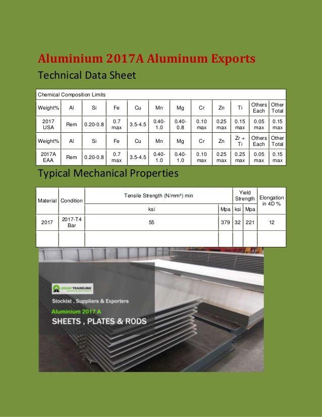 Aluminium Alloy 2017 Sheets Aluminium Alloy 2017 2017 A Has High Strength With Excellent Fatigue Strengt Aluminium Aluminium Alloy Stainless Steel Angle