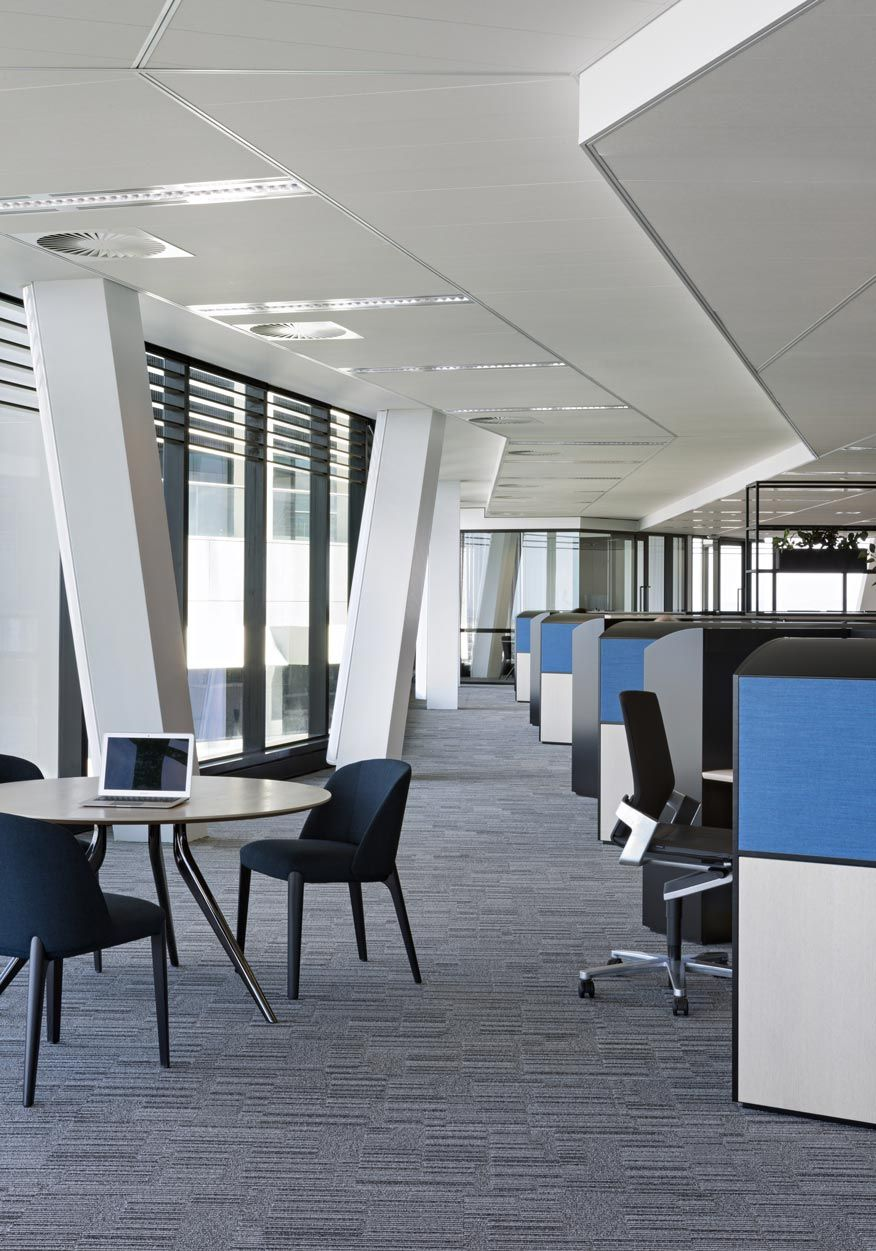Corrs chambers westgarth brisbane bates smart office for Office design brisbane