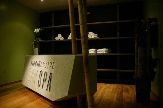 Best Day Spa Interior Design Ideas Images - Interior Design Ideas ...