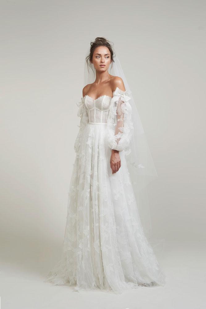 A Line Brudekjoler 2020 2021 Samlinger Bryllup Fremover Aline Brudekjoler Bryllup In 2020 Braut Kleider Hochzeit Brautkleid