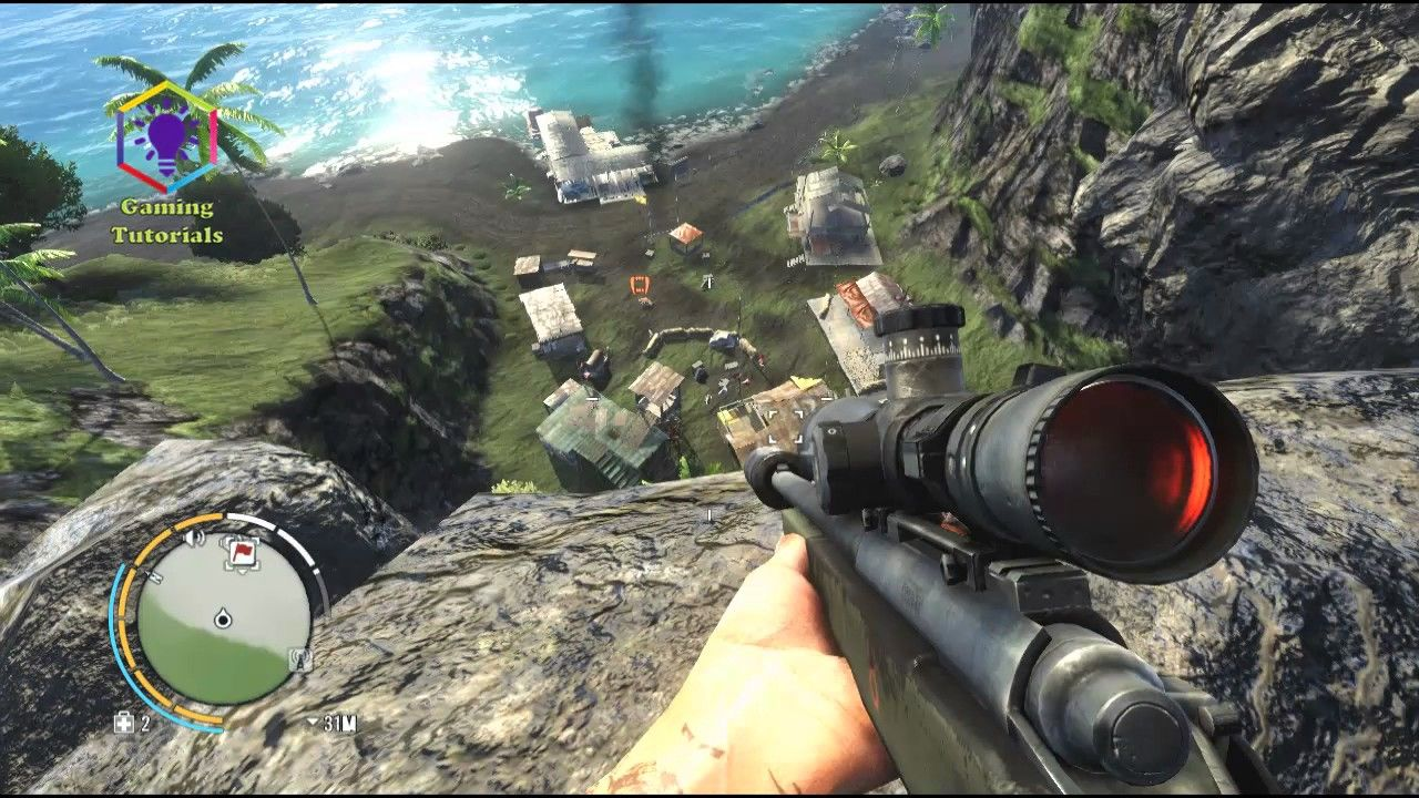 Far Cry 3 Gameplay Walkthrough Part 81 Lonely Shore Way 25