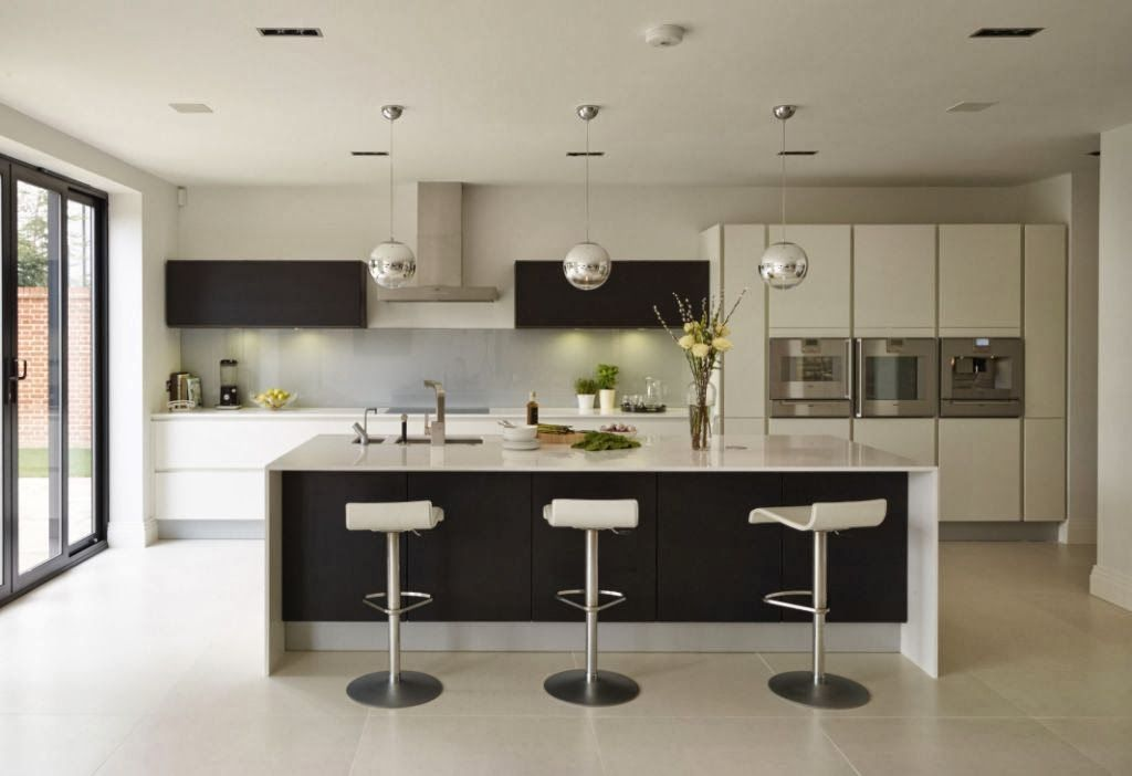Un diseño actual que no sacrifica la funcionalidad - Cocinas con