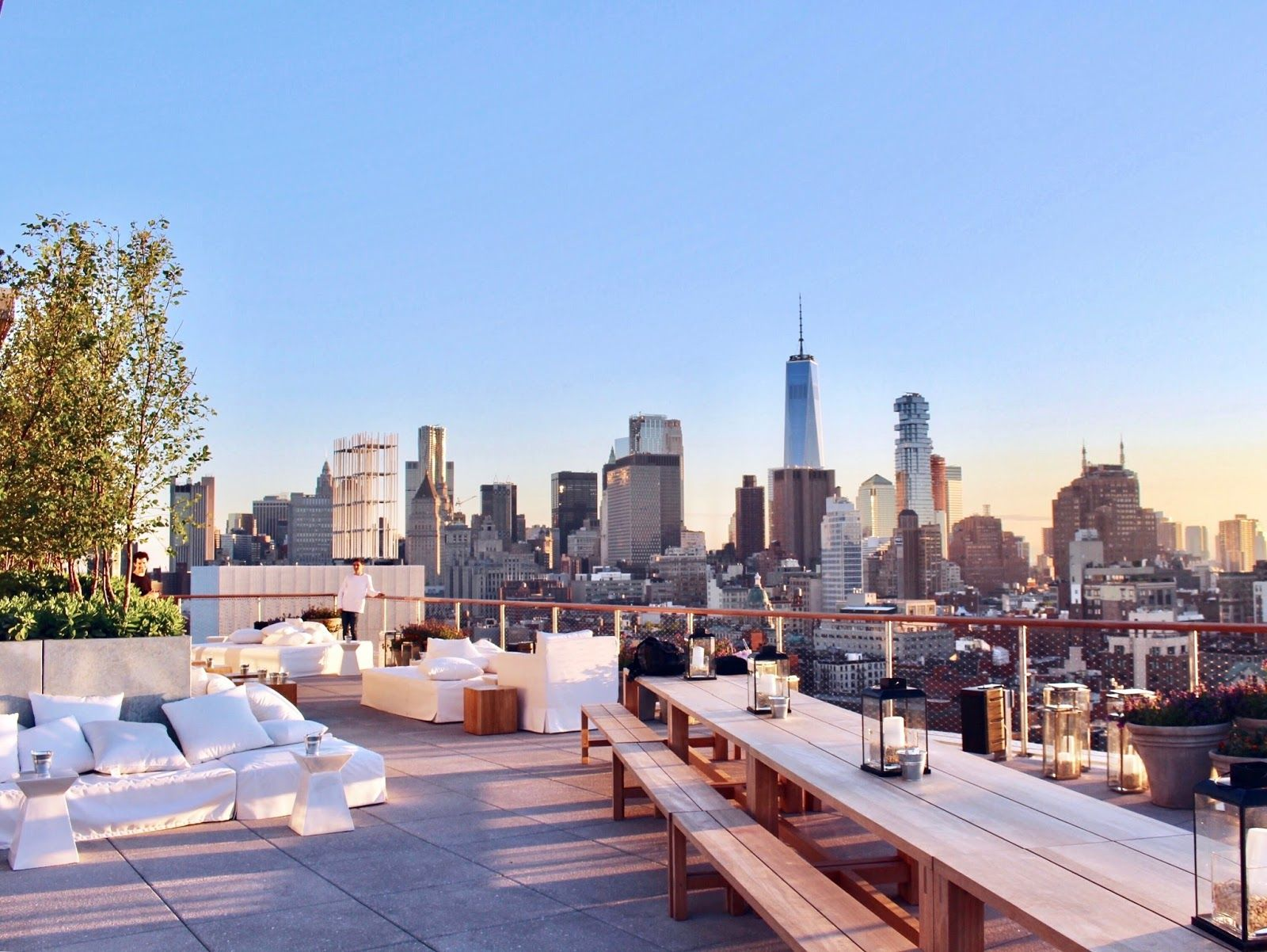 gay rooftop bars nyc