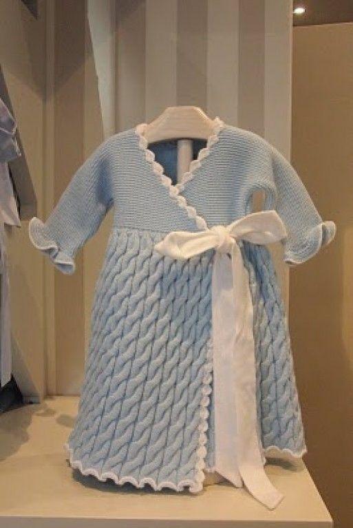 Patrones ganchillo ropa bebé | bebe | Pinterest | Bebés fotos ...