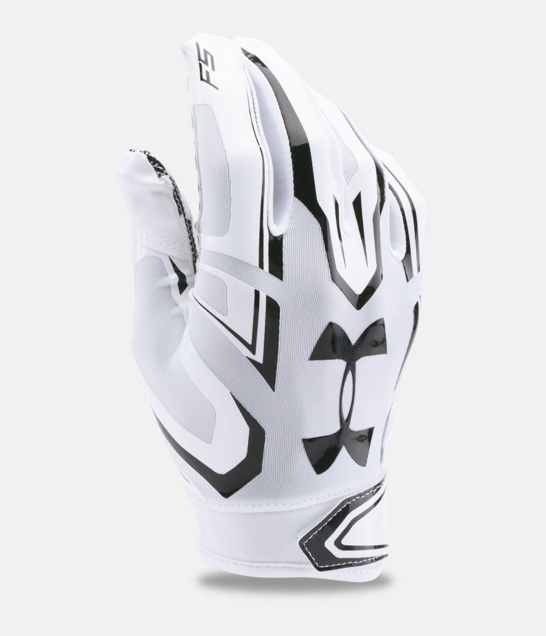 Under armour leather work gloves - Men S Ua F5 Football Gloves Under Armour Us
