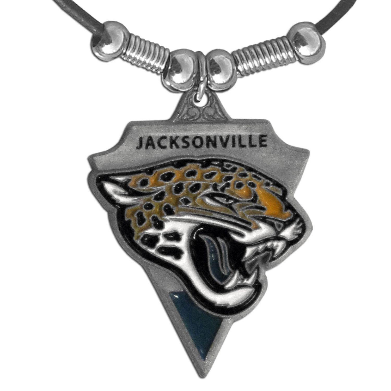 Jacksonville Jaguars Classic Cord Necklace