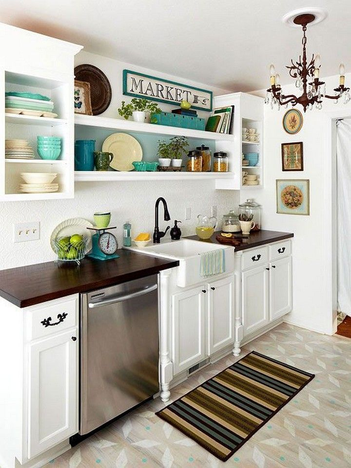50 Best Small Kitchen Ideas And Designs For 2016 Kitchen Design Small Small Kitchen Decor Kitchen Remodel Small