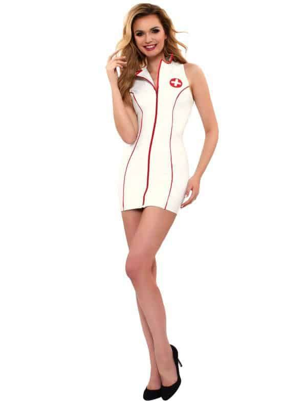 Photo of Datex nurse costume