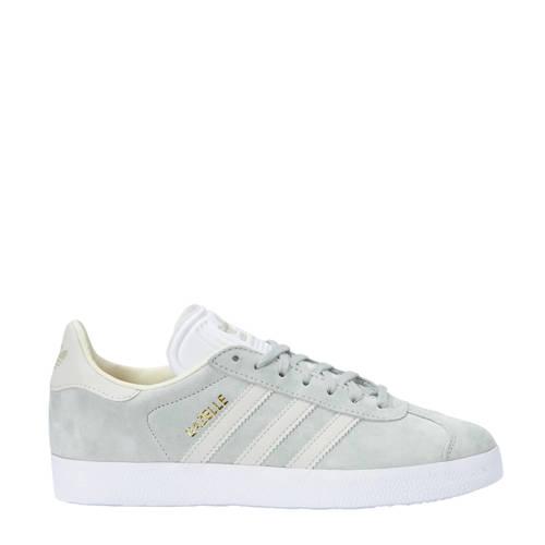 adidas originals Gazelle sneakers grijsblauw/wit   Adidas ...