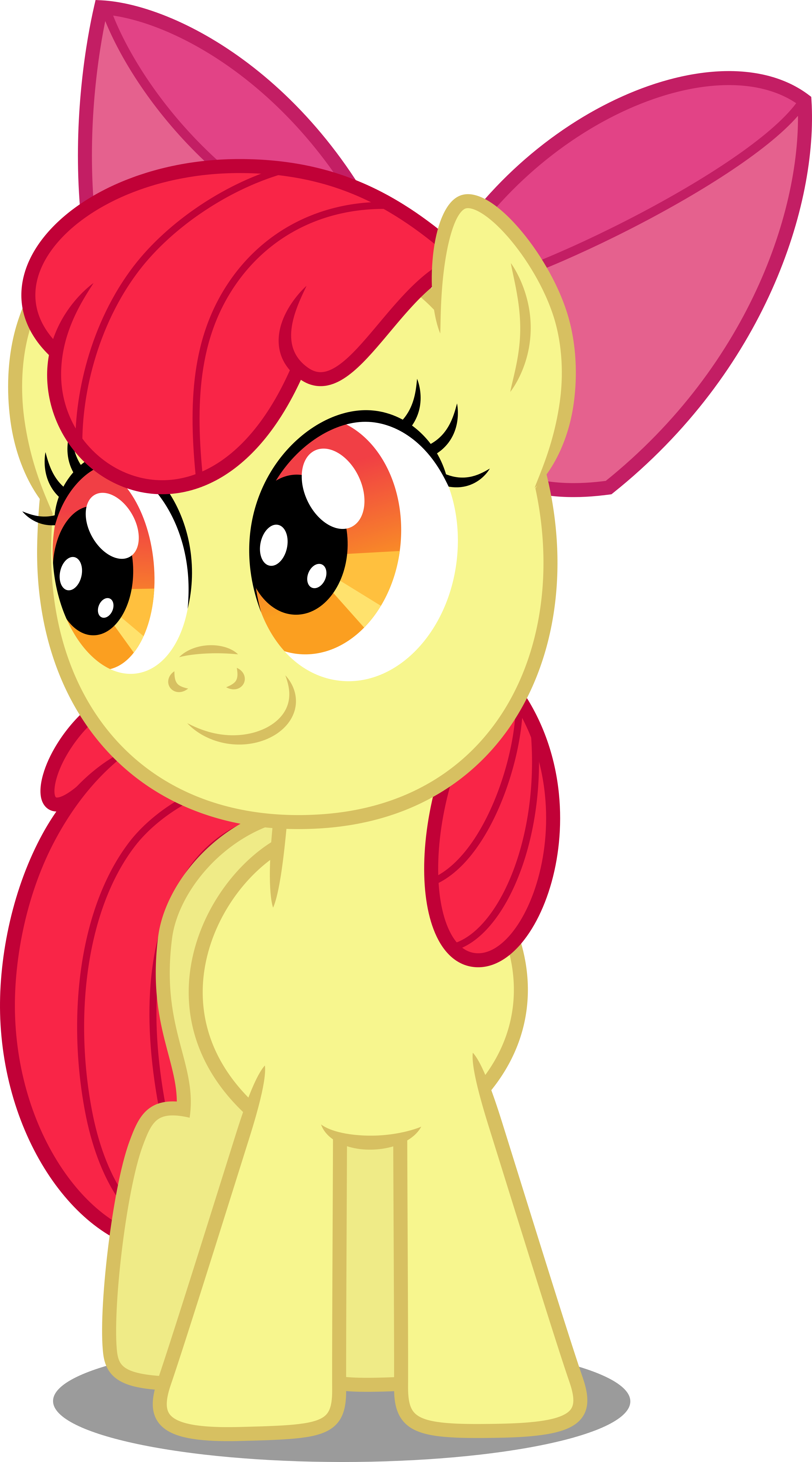 Vector 90 Apple Bloom 5 by DashieSparkle Pony, Bloom, Filly