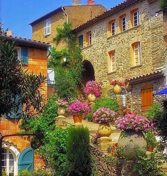 Bormes-les-Mimosas, France