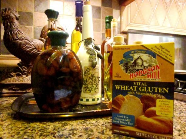 Homemade Bread Flour Substitute