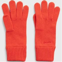 Photo of Gant Klassische Strick Handschuhe (Rot) GantGant