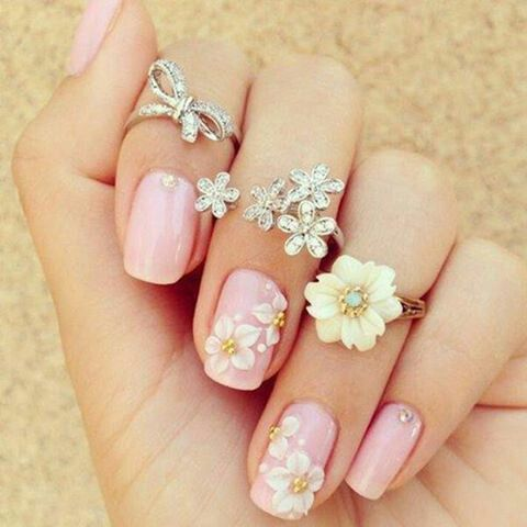 Lovely rings and beautiful nail art ring nailart call me a lovely rings and beautiful nail art ring nailart sciox Image collections