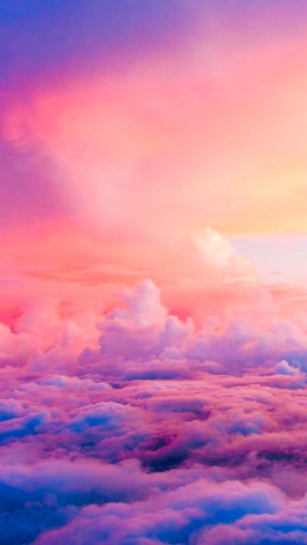 Iphone Wallpaper Pink Sky 3 En 2019 Fondo De Pantalla