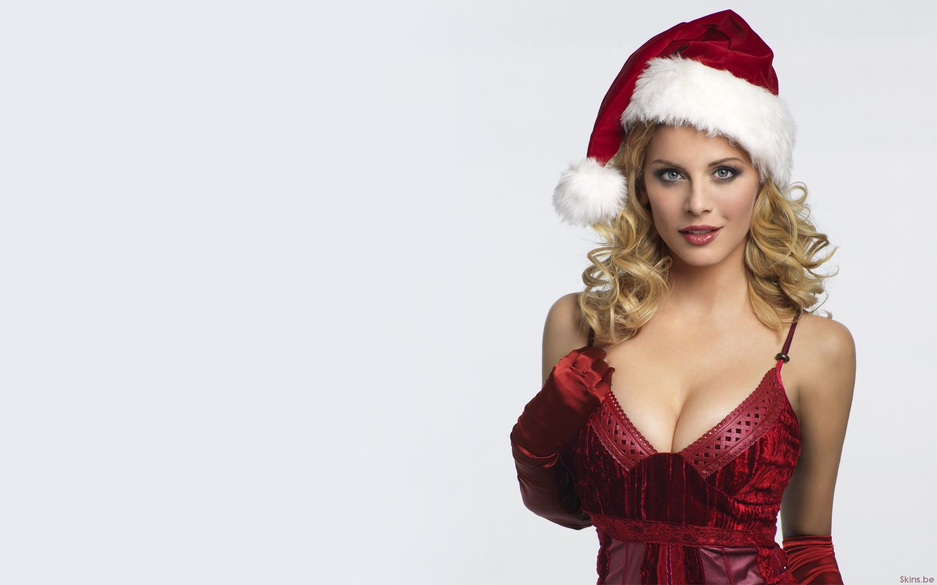 sexy santa girl backgrounds hd wallpapers santa claus