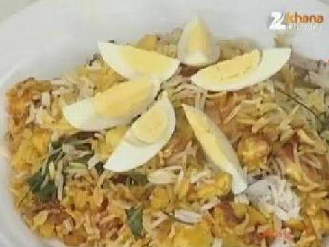 Quick chicken biryani sanjeev kapoor khana khazana recipes food forumfinder Gallery