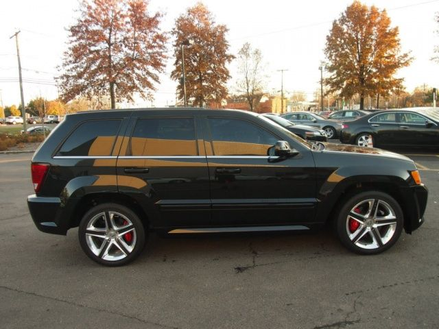 225 Pre Owned Cars In Stock Jeep Srt8 Jeep Grand Cherokee 2008
