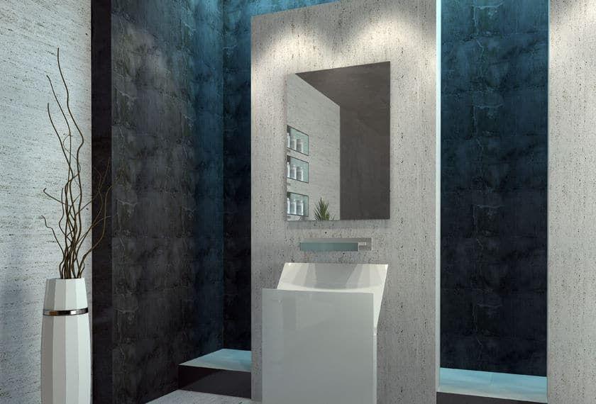 Smart Home So Sieht Das Badezimmer Der Zukunft Aus Haustechnik Badezimmer Modern