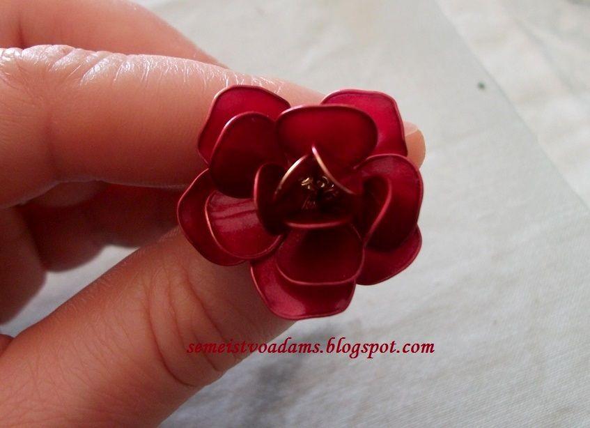 Ungewöhnlich Draht Rose Ring Fotos - Elektrische Schaltplan-Ideen ...