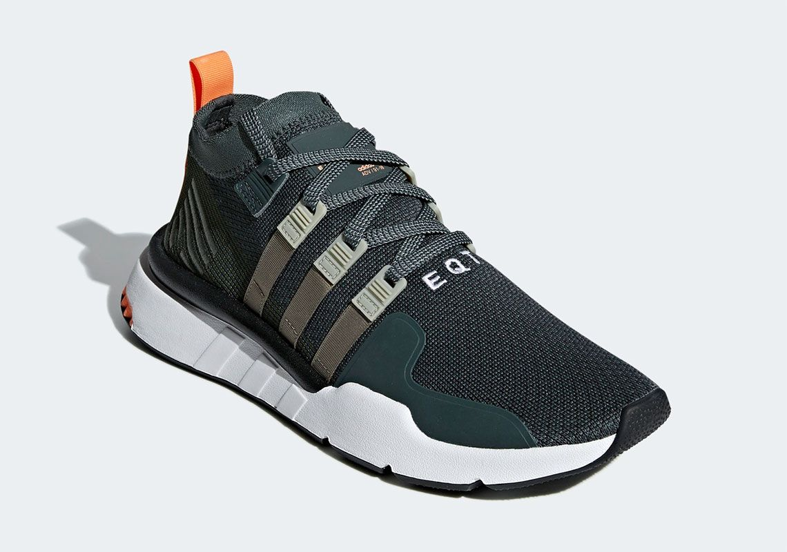 7cfab2611ea0 The adidas EQT Support Mid ADV Returns In 2019 In New Colorways Addidas  Sneakers