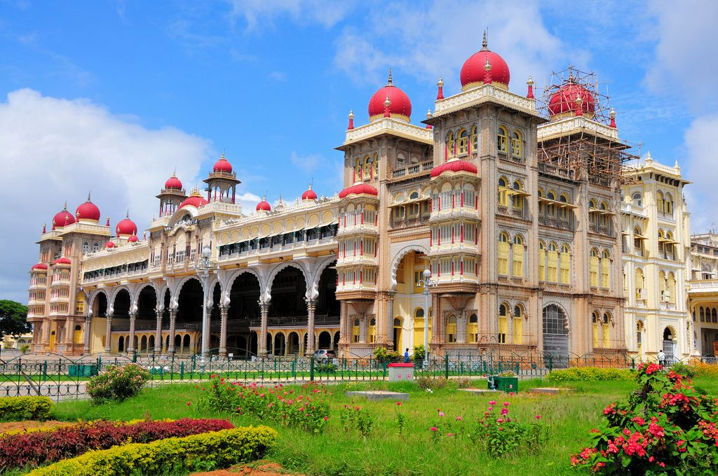 The Palace of Mysore (also known as the Amba Vilas Palace