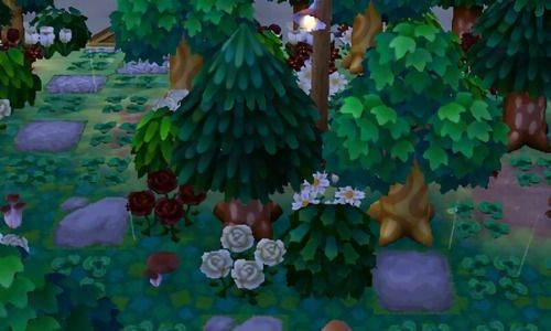 Greetings from kouhie scenery stepping stone animal crossing explore animal crossing stepping stones and more m4hsunfo