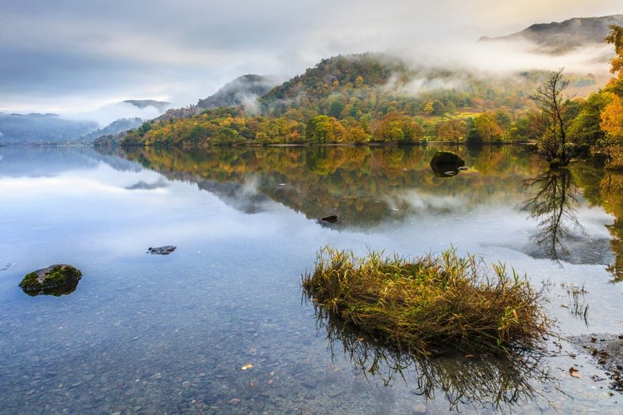 Ullswater Reflections by Andrew Ray - Photo 84333559 / 500px