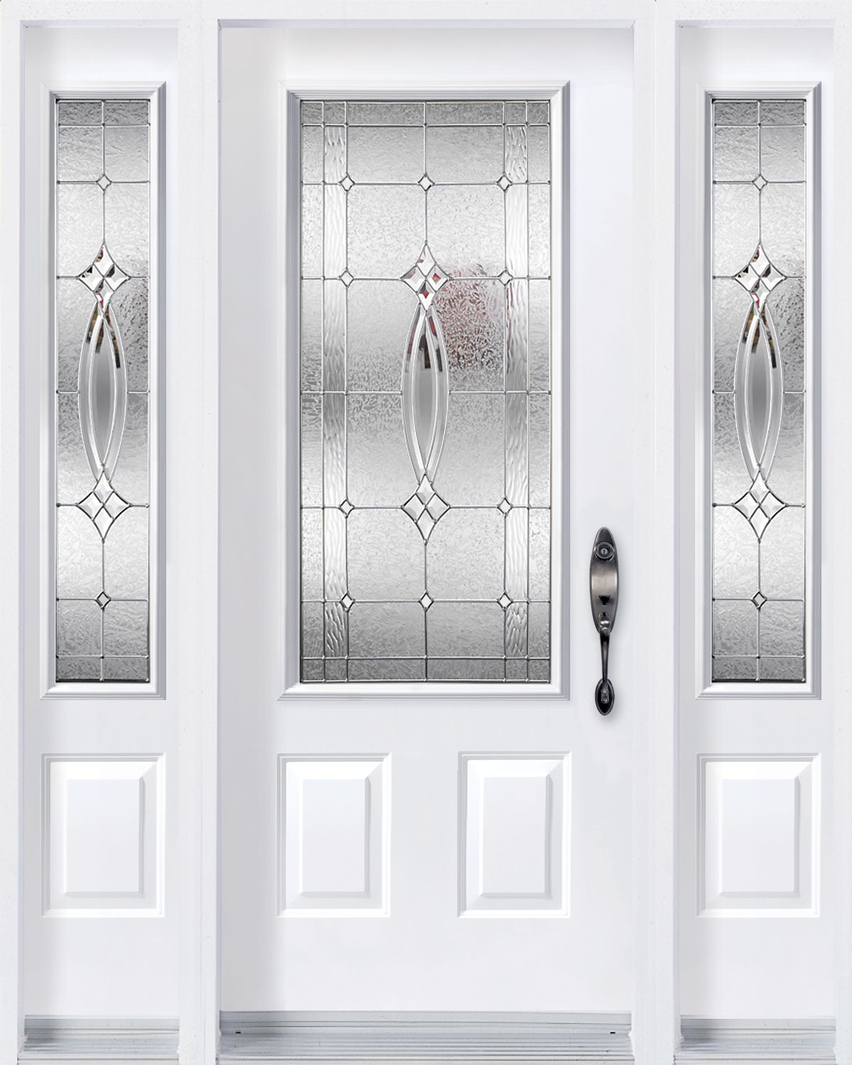 Elegance Series Kohltech Windows And Entrance Systems Canada Windows And Doors White Internal Doors Entrance Doors