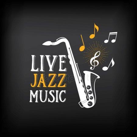 Poster Jazz Music Stock Vectors Royalty Free Poster Jazz Music Illustrations Depositphotos