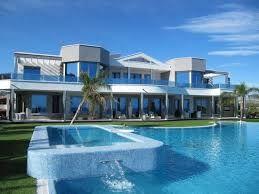 Resultado de imagen para mansiones de lujo modernas por dentro