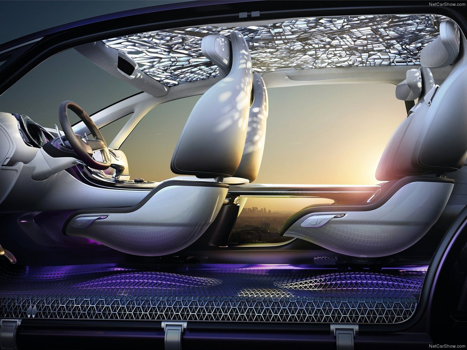 renault interior french paris car seat future glass
