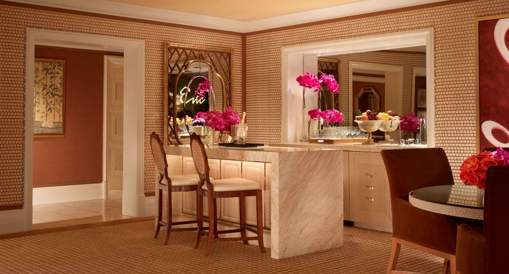 Luxury Two Bedroom Apartment at Encore Resort Las Vegas