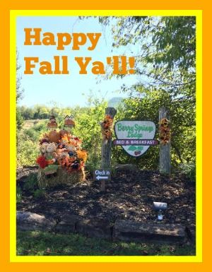 We Want To Wish Everyone A Happy First Day Of Fall! Have
