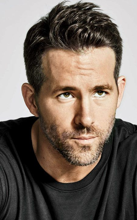 Ryan Reynolds Pompadour Pony Manner Frisuren Pinterest