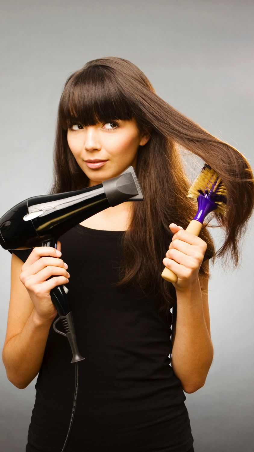 Ionic blow dryer ionic hair dryers target water molecules they are
