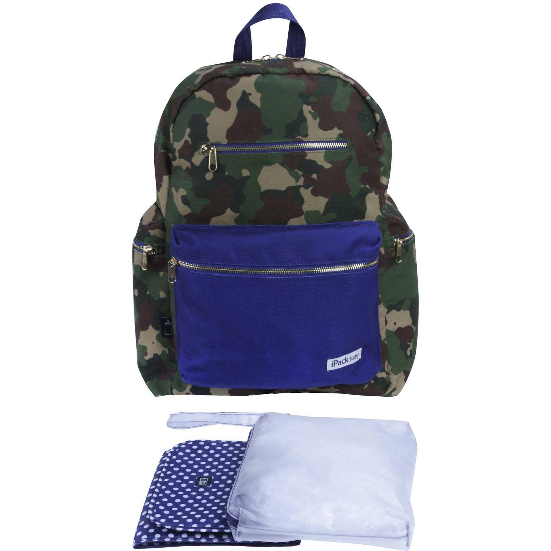 bf510f692ec0 Camo Child Backpack- Fenix Toulouse Handball