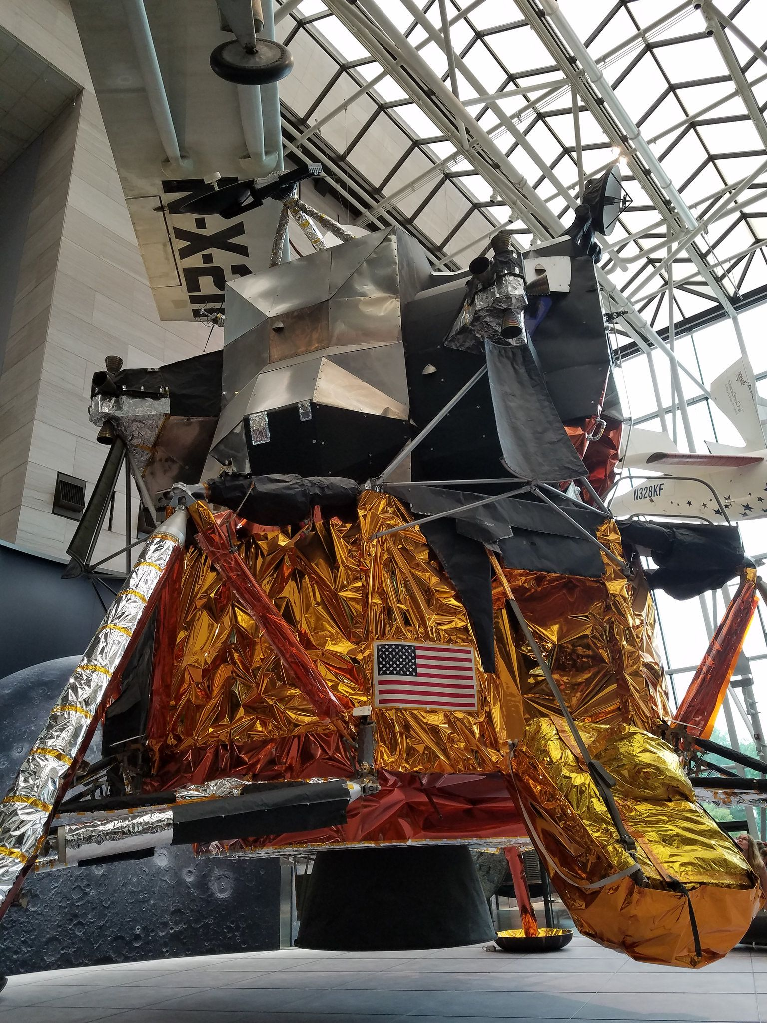 20170815_153319 Air and space museum, Space museum