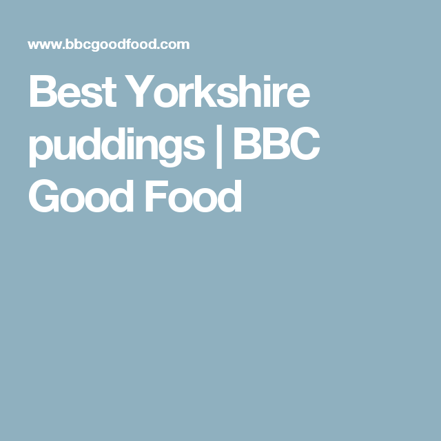 Best yorkshire puddings bbc good food red meat pinterest best yorkshire puddings bbc good food forumfinder Choice Image