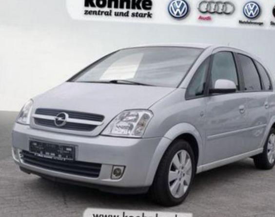 Meriva A Opel price - http://autotras.com