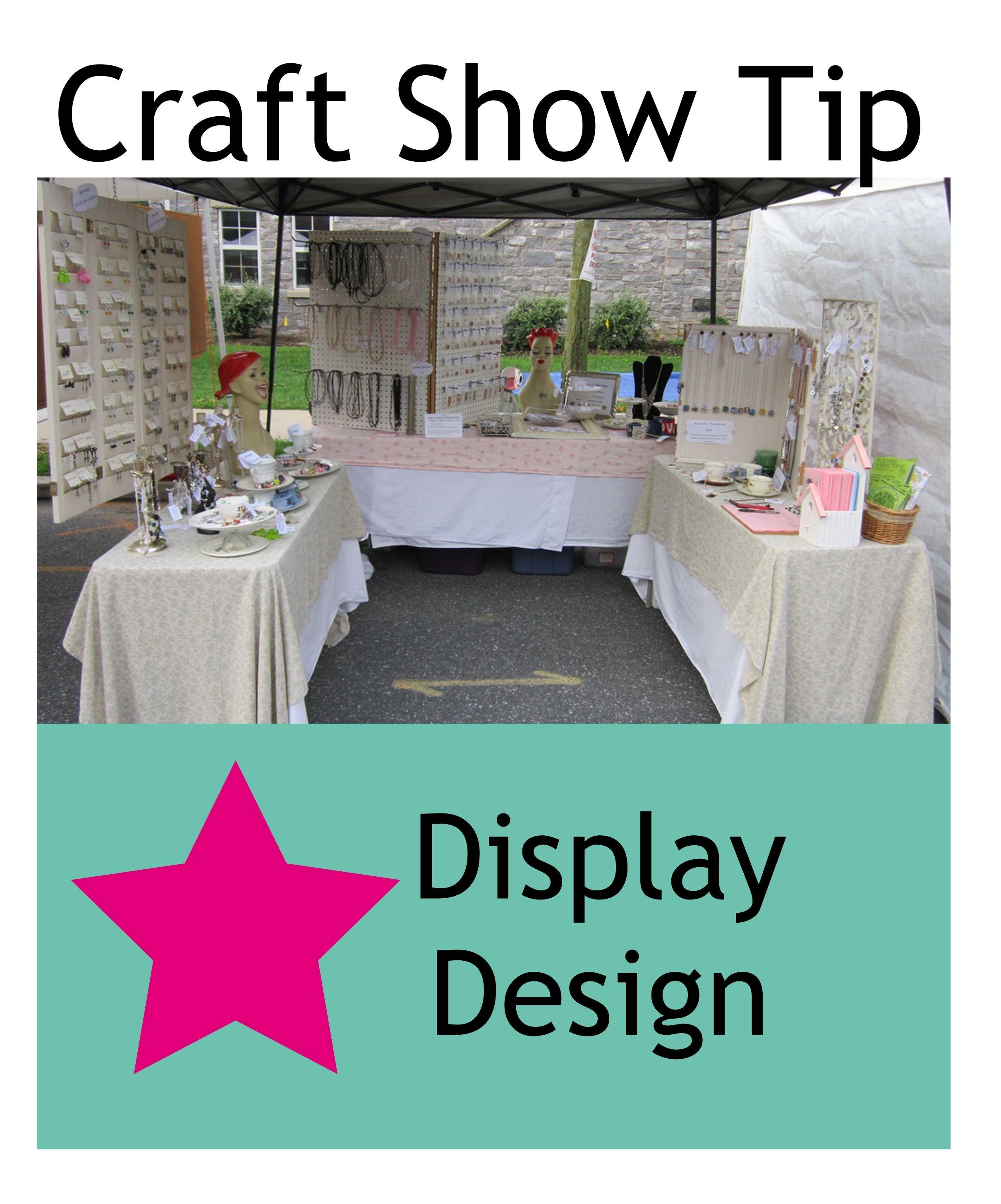 Craft Show Tip